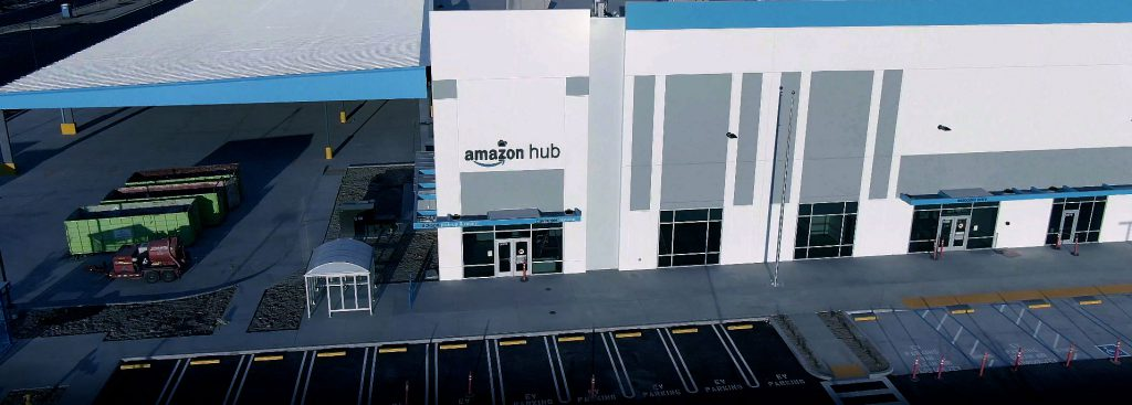 Amazon Hub - Roseville