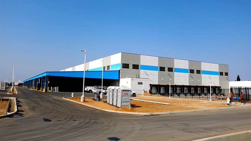 Fabri-Steel Metal Building Construction - Amazon Hub